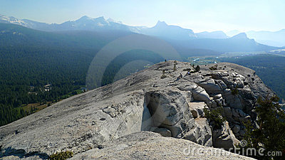 Top of Lembert Dome, Yosemite