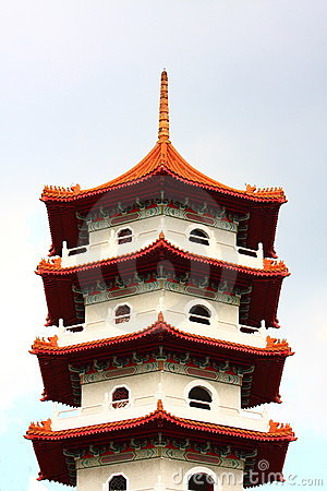 The Top of Pagoda