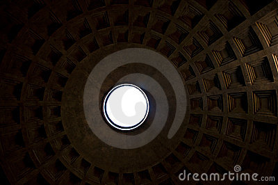 Top of the Pantheon