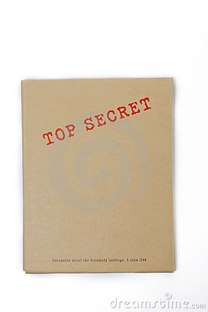 Top secret box