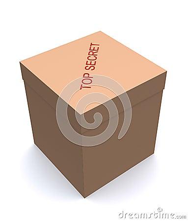 Top Secret Box