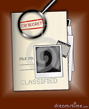 Top Secret File Photo