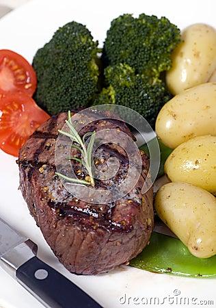 Free Top Sirloin Steak Stock Images - 4220644