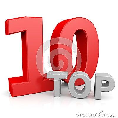 Top ten.