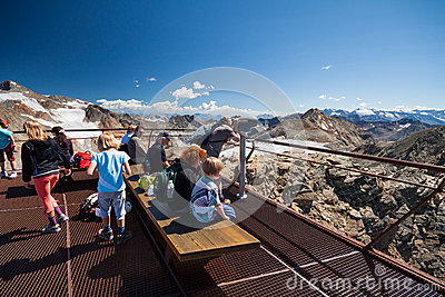 Top of Tirol Editorial Stock Photo