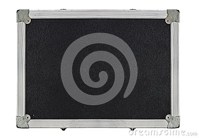 Flight Case against a White Background