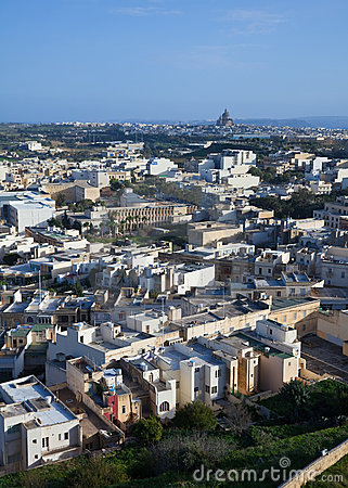 Top view of Rabat