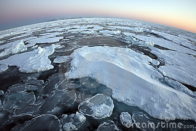 At the top of the world - Arctic Ocean