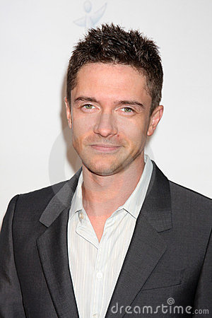 Topher Grace Editorial Image