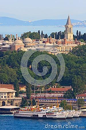 Free Topkapi Palace Stock Image - 14572351
