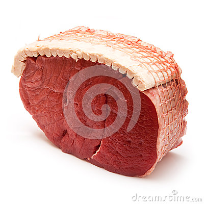 Free Topside Of British Beef Royalty Free Stock Photo - 37705945