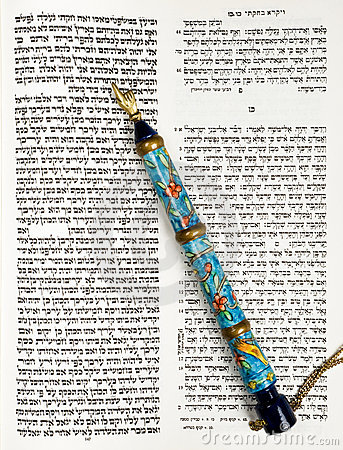 Torah, Tikkun Book, And Pointer, Or Yad