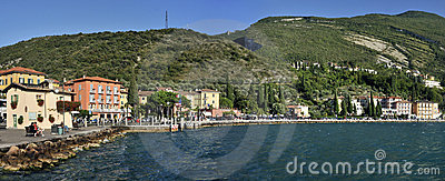 Torbole - Nago Stock Photography - Image: 19144712