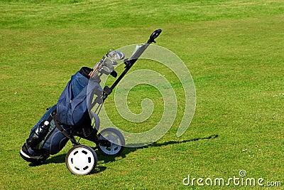 Torby farwateru golf