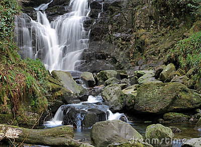 Torc waterfall - Ireland