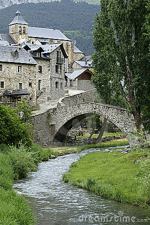Torla, Spain