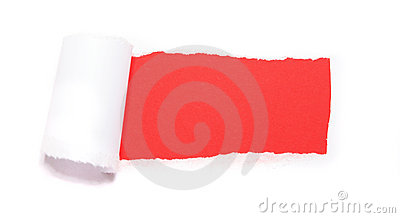 Torn Paper Hole Royalty Free Stock Photography - Image: 15940697