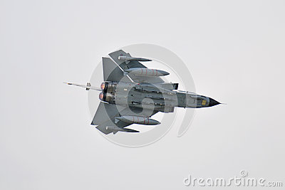 Tornado Aircraft Editorial Photo