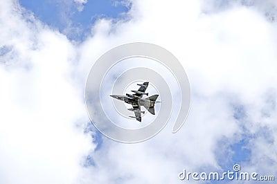 Tornado Fighter Jet