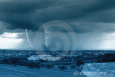 Tornadoes valley