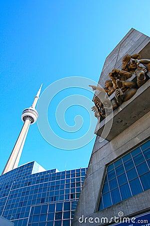 Toronto Editorial Image