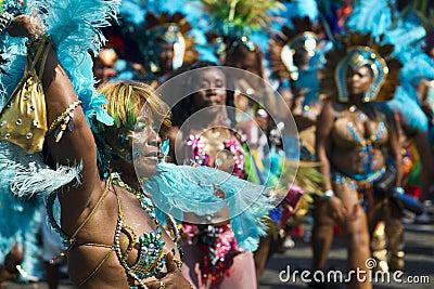 Toronto Caribbean festiva Editorial Stock Photo