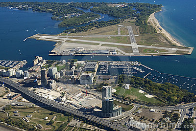Toronto City Centre Airport