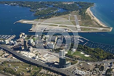 Toronto City Centre Airport