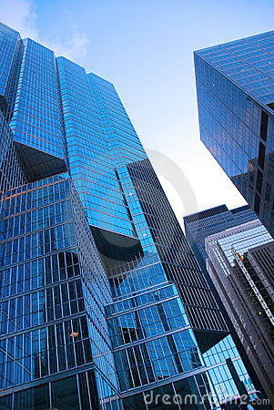 Free Toronto Downtown Buildings Royalty Free Stock Images - 10247829