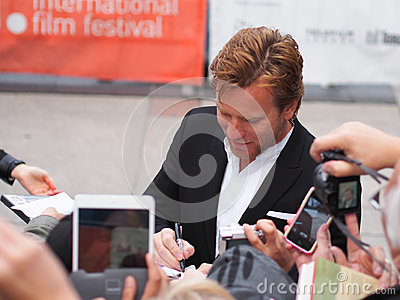 2013 Toronto International Film Festival Editorial Photography