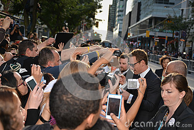 2013 Toronto International Film Festival Editorial Photo