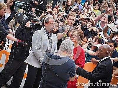 2013 Toronto International Film Festival Editorial Photography