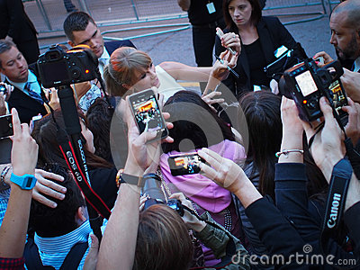 2013 Toronto International Film Festival Editorial Stock Photo