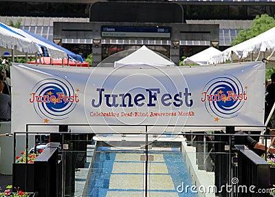 Toronto June Fest Editorial Photo
