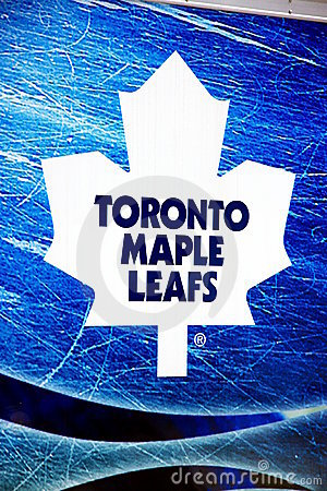 Toronto Maple Leafs Editorial Photo