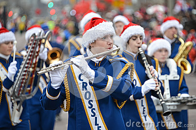 2013 Toronto Santa Claus Parade Editorial Photo