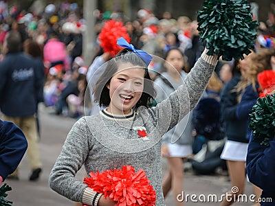 2013 Toronto Santa Claus Parade Editorial Image