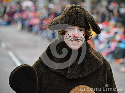 2013 Toronto Santa Claus Parade Editorial Photography