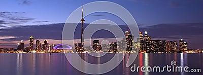 Toronto Waterfront panorama