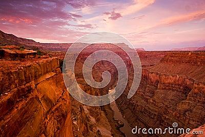 Toroweap View Grand Canyon