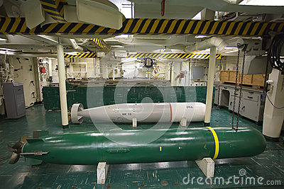 Torpedoes in the torpedo shop