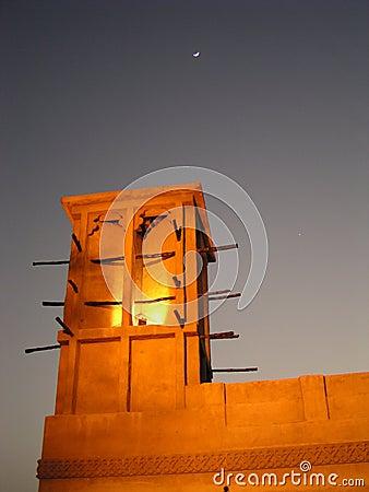Torre 2 (Dubai) del viento