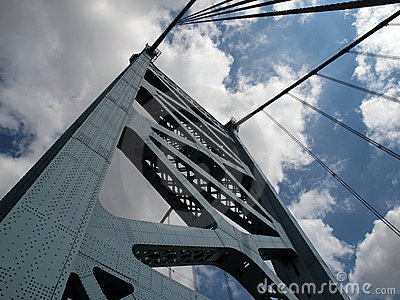 Torre da ponte de Benjamin Franklin