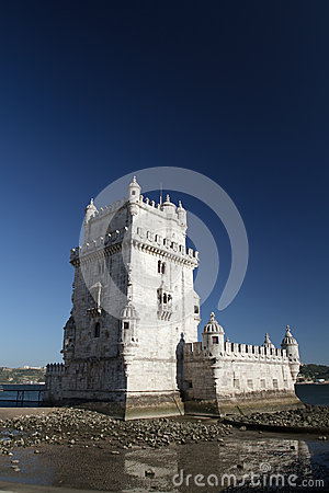 Torre de Belém (Belem tower), Lisbon, Portugal