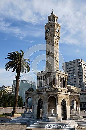 Torre de reloj de Esmirna