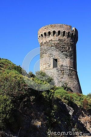 Torre De Vigia Antiga Fotos de Stock Royalty Free - Imagem: 16224418