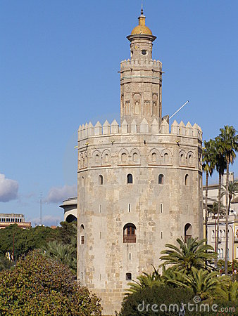 Free TORRE DEL ORO - SEVILLA - SPAIN Stock Images - 7346904