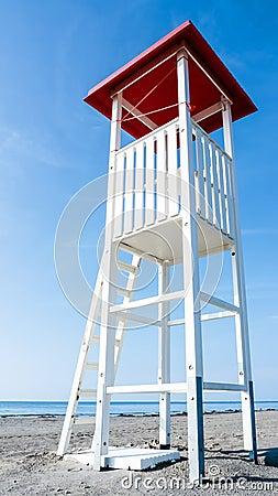 Torre del puesto de observación