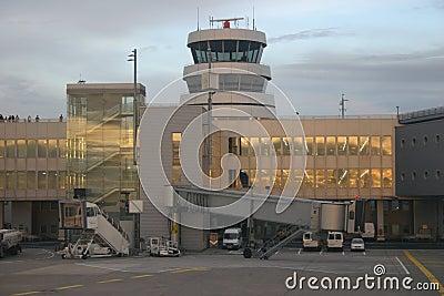 Torre do aeroporto