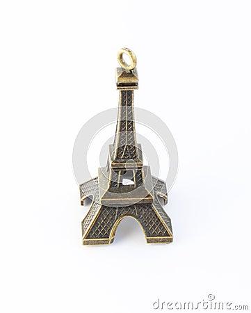 Torre Eiffel pequena